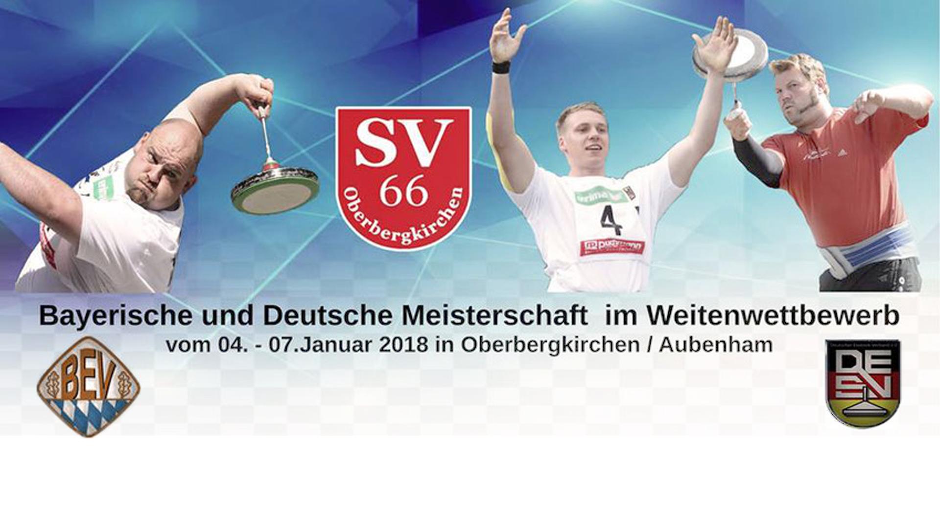 Bayerische und Deutsche Meisterschaft 2018 – SV '66 ...